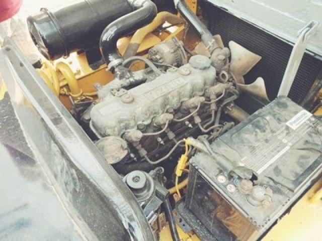 ขายรถฟอร์คลิฟ TCM FD 25 N 2 นำเข้าจากญี่ปุ่น ติดต่อยุด 081-987-0866