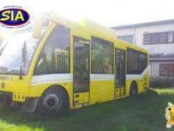 เปิดประมูลรถโดยสาร ประจำทาง เริ่มประมูล 13:30 น. มีผู้เข้าร่วมประมูลครั้งละ120-180