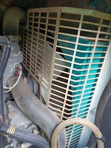 เครื่องปั่นไฟ DENYO DCA25ESI # 3764590 ปี2005 มือสองญี่ปุ่น