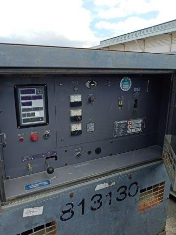 เครื่องปั่นไฟ DENYO DCA90ESH # 3813130 ปี2008 มือสองญี่ปุ่น