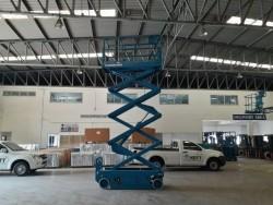กระเช้าไฟฟ้า GENIE GS2632 ยกสูง 7.9 เมตร โทร 085-9049669 เก่ง เอ็นดีทีที