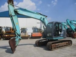 รถขุด KOBELCO SK135SR-1ES YY04-08259 มือสองญี่ปุ่น โทร 0859049669 เก่ง เอ็นดีที