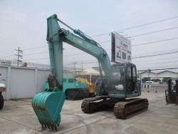 รถขุด KOBELCO SK135SR-1ES YY04-08263 มือสองญี่ปุ่น โทร 0859049669 เก่ง เอ็นดีที