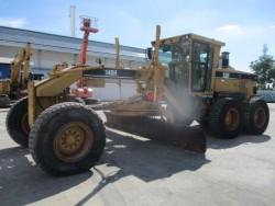 รถเกรด CAT 140H ซีเรียล APM01358 มือสองนำเข้า 085-9049669 เก่ง เอ็นดีที