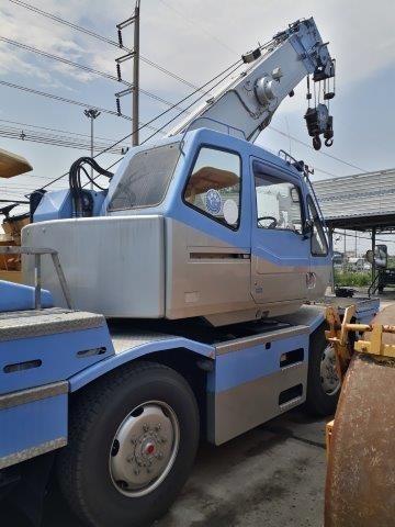 รถเครน TADANO TR100M-1 10ตัน X-TYPE มือสองญี่ปุ่น 0859049669 เก่ง ครับ