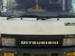 ขาย 10 ล้อ MITSUBISHI FN527 เทอร์โบ+ดั๊มพ์
