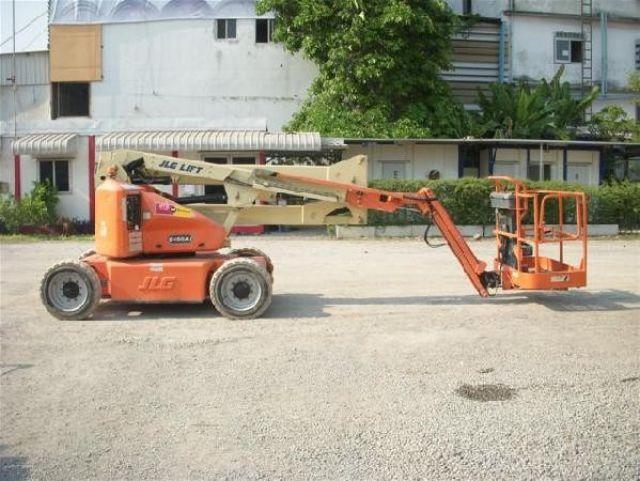 ขาย-เช่ารถกระเช้า JLG(มือสอง) ยกสูง13.72 เมตร สนใจติดต่อ คุณรุจิมาศ 084-874-2938