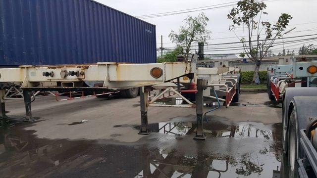 ขายหางพ่วงก้างปลา PANUS ปี 2553 ยาว 12 เมตร