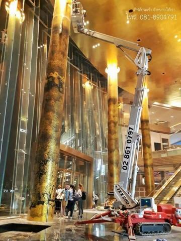 สไปเดอร์ลิฟต์(Spider lift ) ลิฟต์แมงมุม