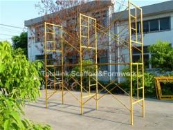 Prop system-scaffolding