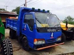 ขายหกล้อดั้ม ISUZU NKR 120 แรงม้า รถประกอบนอกจดใหม่ ปี2555 ขาย 365000 บาท