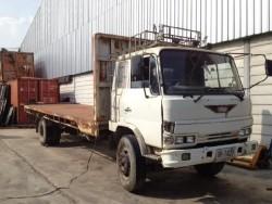 ขายด่วน รถบรรทุก 6 ล้อ HINO EH700 ราคาถูก