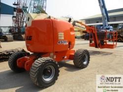 ขายรถกระเช้า! JLG 450J ปี2006 นำเข้า USA สูง14เมตร ไม่เคยใช้งานในไทย BY NDTT 061-419-4021(ไปป์)