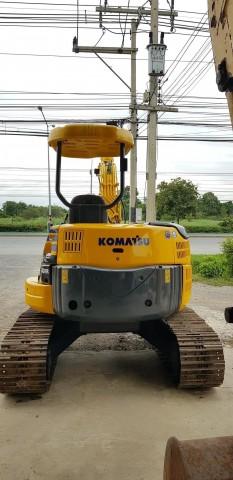 KOMATSU PC40MR-1 เก่านอก พร้อมใช้งาน มีลายหัวเจาะ แทรกเหล็ก
