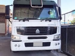 ขายรถบรรทุกหัวลาก SINO TRUCK HOWO 345 CNG ปี2011