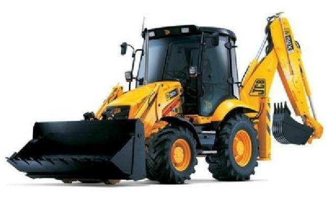 ขายรถเจซีบี JCB (รถตักหน้า-ขุดหลัง) รถใหม่