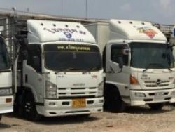 รถรับจ้างขนของ รถหกล้อรับจ้าง บริการ ทั่วไทย