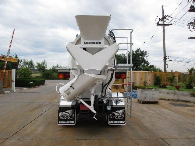 คุณ ไกรสร 0863516797 รถโม่ปูน ขนาด 3.5 คิว พร้อมใช้งาน ดาวน์ ต่ำ รับรถทันที