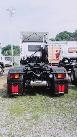 ฟรีดาวน์ รับรถได้ทันที่ หัวลาก ISUZU GXZ 360 ไกรสร 086-3516797