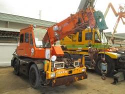 ขายรถเครน Kato KR-10H ปี 1993 21,195 ชม สนใจ 061-4194021 NDT Thailand Line : 0614194021 ภู