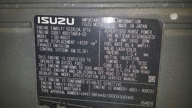 ปั้มลม Airman PDS390s ปริมาณลม 390cfm แรงลม 7บาร์ ปี 2005 5,020 ชม. โทร 061-4194021 ภู