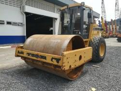รถบดเก่านอก CS-563C ขนาด 10 ตัน สนใจ 061-4194021 NDT Thailand Line : 0614194021 พรภวิษย์