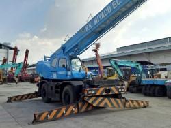 ขายรถเครนเก่านอก TR250M-6 สนใจโทร 061-4194021 คุณภู