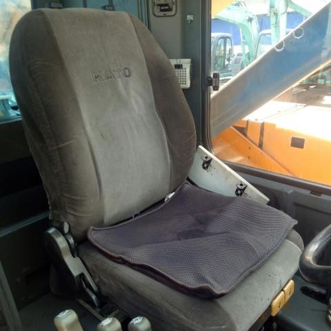 ถึงไทยแล้วครับ รถเครนเก่านอก KR-10HL สภาพดีสวยๆ เดิมๆจากญี่ปุ่น