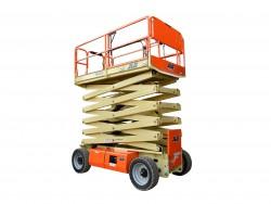 ขายรถกระเช้า JLG ขากรรไกร 4069LE สูง 12.19 เมตร ใหม่พร้อมใช้งาน ราคาถูกสุดๆ