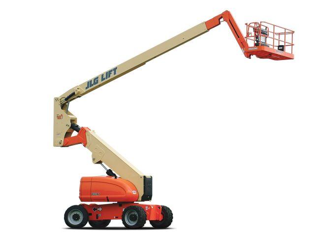 ขายรถกระเช้า JLG บูมศอก 800AJ สูง 24.46 เมตร มือสอง ปรับสภาพแล้ว พร้อมใช้งาน ราคาถูกสุดๆ