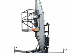ขายรถกระเช้า JLG บุคคล 41AM สูง 14.33 เมตร พร้อมใช้งาน ราคาถูกสุดๆ