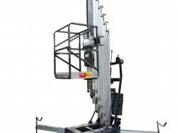 ขายรถกระเช้า JLG บุคคล 41AM สูง 14.33 เมตร มือหนึ่งพร้อมใช้งาน