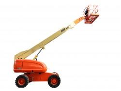 ขายรถกระเช้า JLG บูมตรง 600S สูง 18.36 เมตร มือสอง ปรับสภาพแล้ว พร้อมใช้งาน