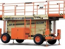 ขายรถกระเช้า JLG ขากรรไกร 500RTS สูง 15.24 เมตร มือสอง ปรับสภาพแล้ว พร้อมใช้งาน