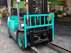 รถยก Forklift Feeler ใหม่ Diesel 2.5 Ton เครื่องยนต์ Isuzu แบรนด์ไต้หวัน