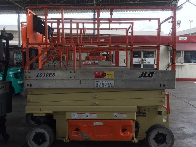 ขายรถกระเช้า JLG ขากรรไกร 2030ES สูง 6.1 เมตร มือสอง ปรับสภาพแล้ว พร้อมใช้งาน ราคาถูกสุดๆ
