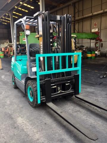 ขาย รถยก Forklift Feeler ใหม่ Diesel 2.5 Ton เครื่องยนต์ Isuzu แบรนด์ไต้หวัน ขายดีในยุโรป