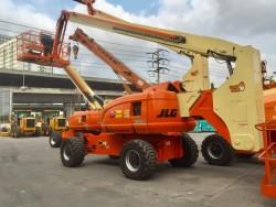 ขายรถกระเช้า JLG บูมศอก 800AJ สูง 24.46 เมตร มือสอง ปรับสภาพแล้ว พร้อมใช้งาน