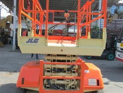 ขายรถกระเช้า JLG ขากรรไกร 3369E สูง 10.06 เมตร มือสอง ปรับสภาพแล้ว พร้อมใช้งาน ราคาถูกสุดๆ