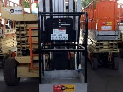 ขายรถกระเช้า JLG บุคคล 36AM สูง 12.8 เมตร มือสอง ปรับสภาพแล้ว พร้อมใช้งาน ราคาถูกสุดๆ