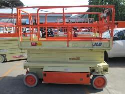 ขายรถกระเช้า JLG ขากรรไกร 2646E สูง 7.92 เมตร มือสอง ปรับสภาพแล้ว พร้อมใช้งาน