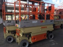 ขายรถกระเช้า JLG ขากรรไกร 2030ES สูง 6.1 เมตร มือสอง ปรับสภาพแล้ว พร้อมใช้งาน