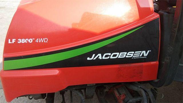 ขายรถตัดหญ้านั่งขับ ระบบไฮดรอลิคขับเคลื่อน 4 ล้อ