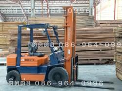ขายรถโฟล์คลิฟท์ Forklift รถนอก นำเข้าจากญี่ปุ่น 2.5 ตัน เสา 4 เมตร ยี่ห้อTOYOTA รุ่น 5FD25