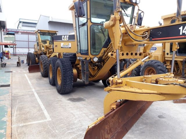 รถเกรด CAT : 140H # APM01235