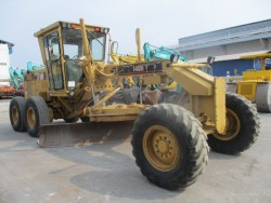 รถเกรด CAT : 140H 2ZK05220