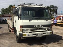 รถบรรทุกสิบล้อ ISUZU มือสอง นำเข้าจากญี่ปุ่น