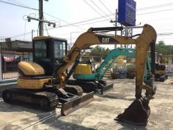 รถขุด CAT305 CR มือสอง นำเข้าจากญี่ปุ่น พร้อมใช้งาน