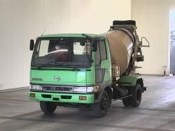 ขายรถโม่ปูน HINO FC2JCBD เป็นรถมือสองนำเข้าจากญี่ปุ่น