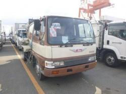 ขายรถโม่ปูน HINO FD เป็นรถมือสองนำเข้าจากญี่ปุ่น
